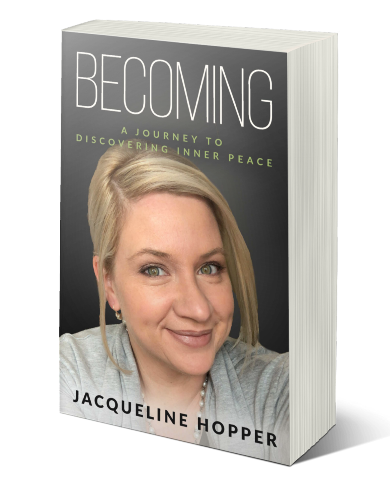 Becoming book cover