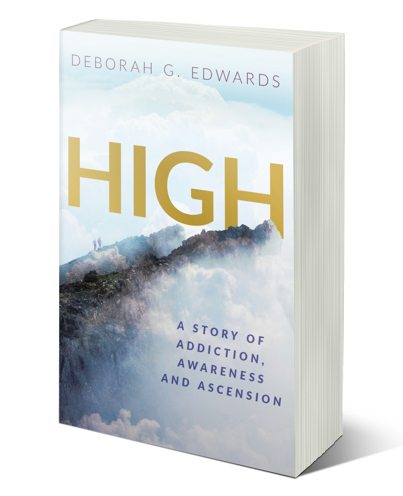 high book cover